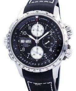 Hamilton Automatic Khaki X-Wind Chronograph H77616333 Mens Watch