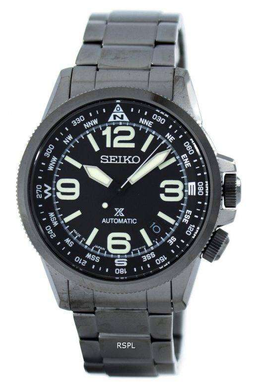 Seiko Prospex Automatic 23 Jewels Japan Made SRPA73 SRPA73J1 SRPA73J Men's Watch