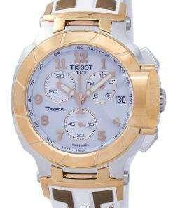 Tissot T- Sport T-Race Chronograph Quartz T048.417.27.012.00 T0484172701200 Unisex Watch