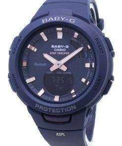 Casio Baby-G G-SQUAD BSA-B100-2A Step Tracker Bluetooth Women's Watch