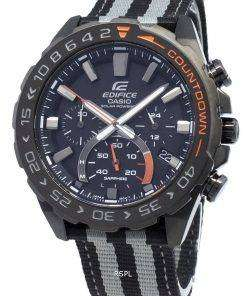 Casio Edifice EFS-S550BL-1AV EFSS550BL-1AV Chronograph Solar Men's Watch