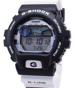 Casio G-Shock G-Glide GLX-6900SS-1 GLX6900SS-1 Illuminator Quartz 200M Men's Watch