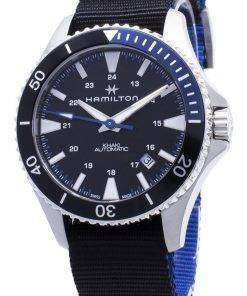 Hamilton Khaki Scuba H82315931 Automatic Analog Men's Watch
