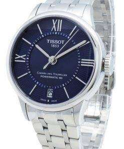 TISSOT Chemin Des Tourelles T099.207.11.048.00 T0992071104800 23 Jewels Automatic Women's Watch