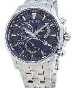 Citizen Perpetual BL8141-87L Eco-Drive Japan Made Men's Watch