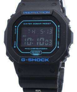 Casio G-Shock DW-5600BBM-1 DW5600BBM-1 Alarm Quartz Men's Watch