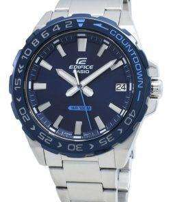 Casio Edifice EFV-120DB-2AV EFV120DB-2AV Quartz Men's Watch