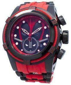 Invicta Marvel Deadpool 27152 Chronograph Automatic 200M Men's Watch