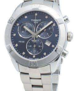 Tissot T-Classic T101.917.11.046.00 T1019171104600 Quartz Chronograph Women's Watch