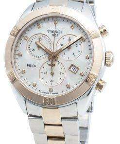 Tissot T-Classic T101.917.22.116.00 Quartz Chronograph Women's Watch