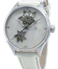 Hamilton Jazzmaster H32115892 Diamond Accent Automatic Women's Watch