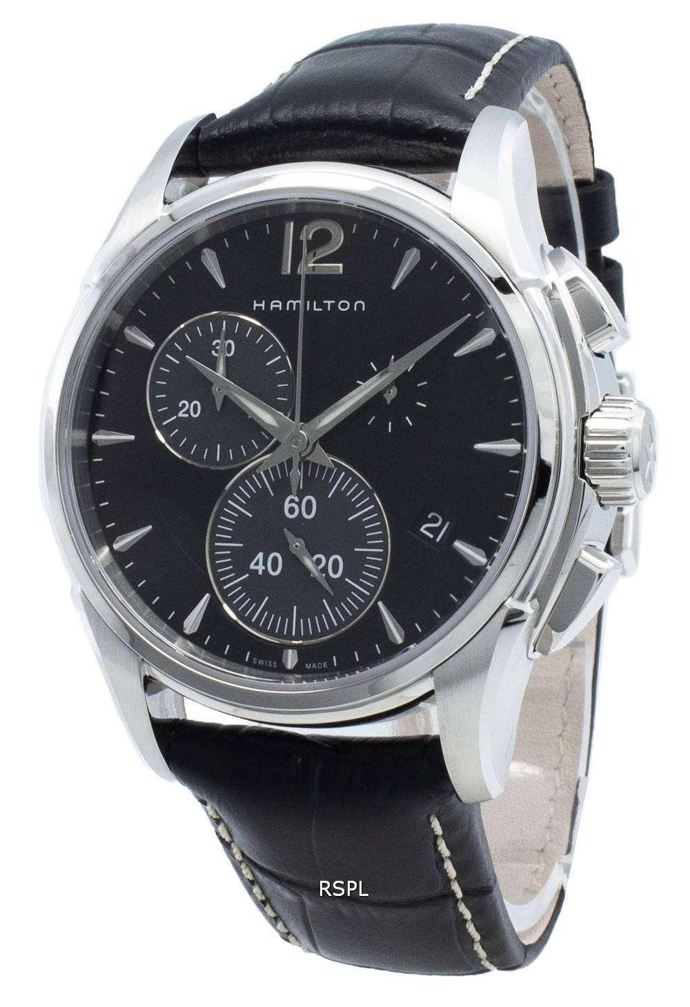 Hamilton Jazzmaster Chrono H32612731 Quartz Men's Watch