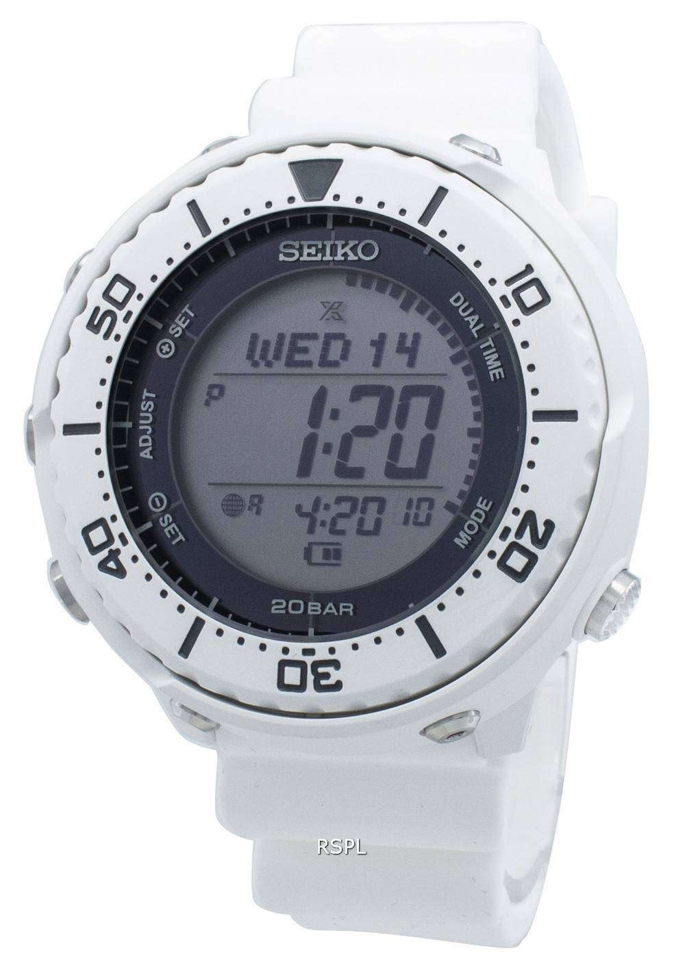 Seiko Prospex SBEP01 SBEP011 SBEP0 Solar Men's Watch