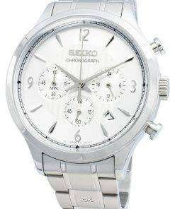 Seiko Chronograph SSB337P SSB337P1 SSB337 Quartz Men's Watch