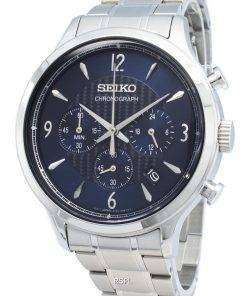 Seiko Chronograph SSB339P SSB339P1 SSB339 Analog Quartz Men's Watch