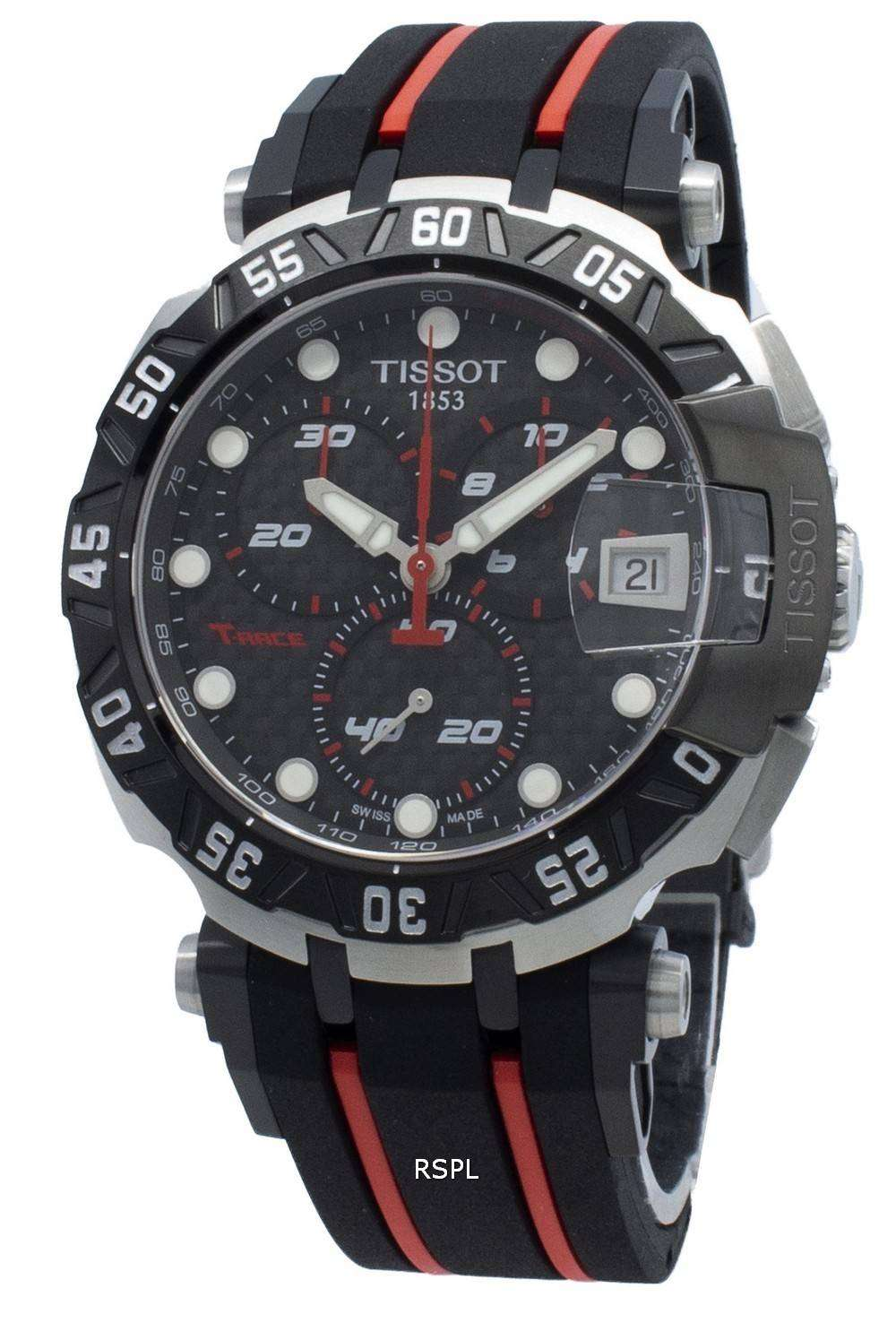 Tissot T-Race MotoGP T092.417.27.201.00 T0924172720100 Chronograph Quartz Men's Watch