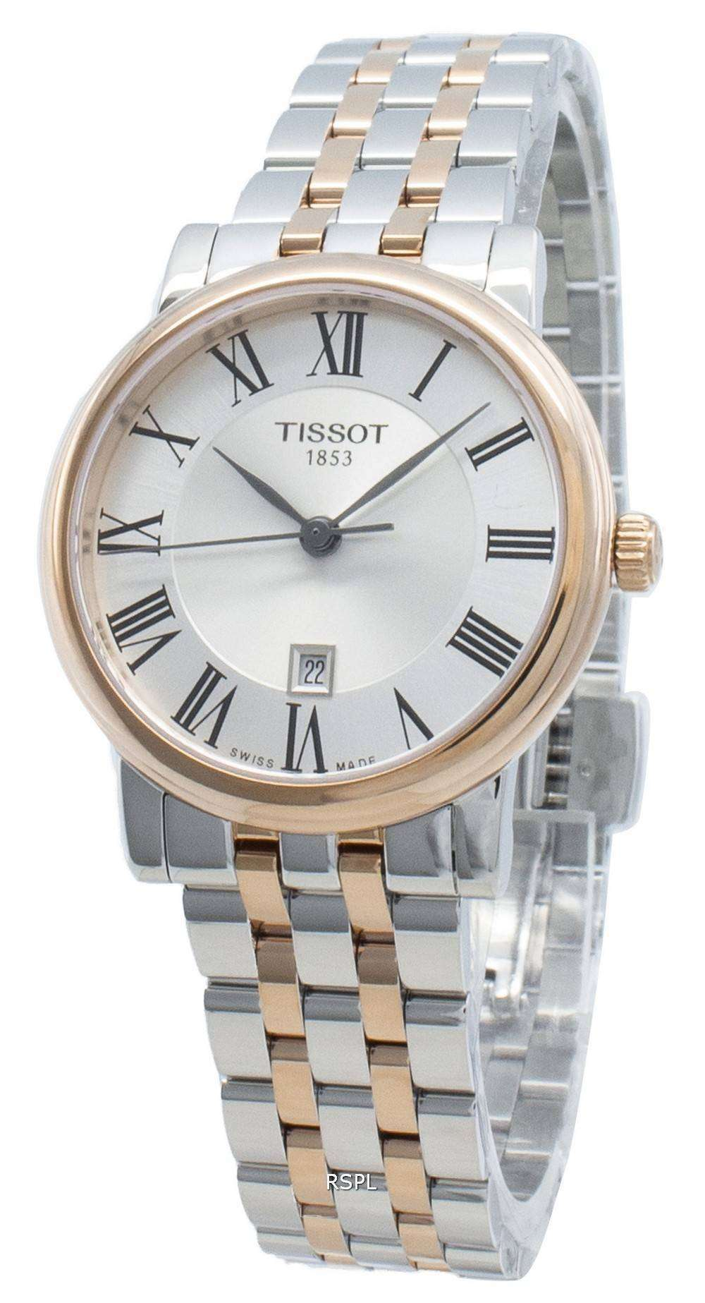 Tissot Carson Premium T122.210.22.033.01 T1222102203301 Quartz Women's Watch