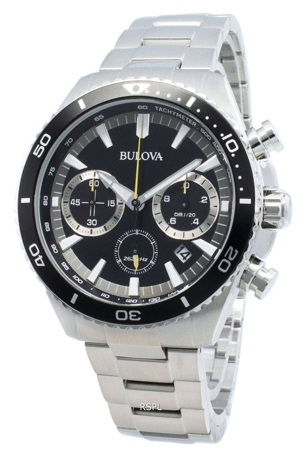 Bulova 98B298 Chronograph Quartz Men's Watch