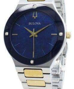 Bulova 98R273 Diamond Accents Quartz Women's Watch