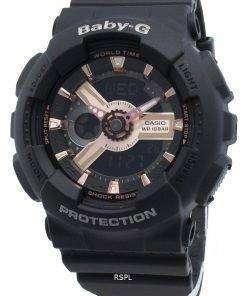 Casio Baby-G BA-110RG-1A World Time Women's Watch