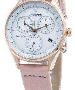 Citizen Chandler FB1443-08A Chronograph Eco-Drive Women's Watch