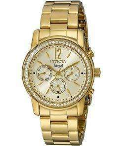 Invicta Angel 11770 Diamond Accents Quartz Women's Watch
