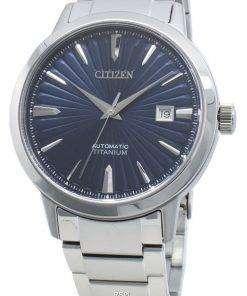 Citizen Automatic NJ2180-89L Titanium Men's Watch