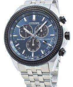 Citizen Brycen BL5568-54L Eco-Drive Tachymeter Men's Watch