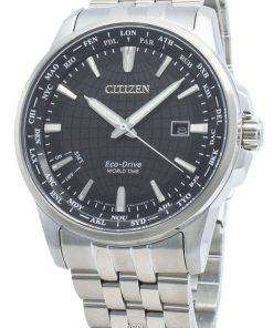 Citizen Eco-Drive BX1001-89E World Time Men's Watch