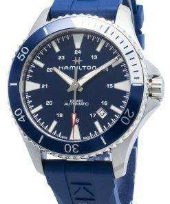 Hamilton Khaki Scuba H82345341 Power Reserve Automatic Men's Watch