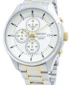 Seiko Chronograph SKS541 SKS541P1 SKS541P Quartz Men's Watch