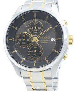 Seiko Chronograph SKS543 SKS543P1 SKS543P Quartz Men's Watch