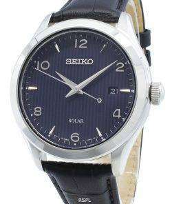 Seiko Solar SNE491 SNE491P1 SNE491P Quartz Men's Watch