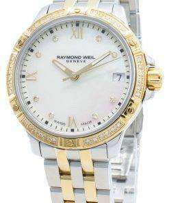 Raymond Weil Geneve Tango 5960-SPS-00995 Diamond Accents Quartz Women's Watch