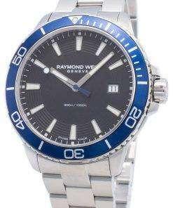 Raymond Weil Geneve Tango 8260-ST3-20001 Quartz 300M Men's Watch