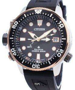 Citizen PROMASTER Eco-Drive BN2037-11E Limited Edition 200M Men's Watch