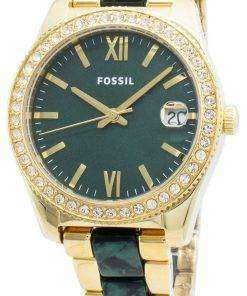 Fossil Scarlette Mini ES4676 Diamond Accents Quartz Women's Watch