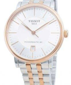 Tissot T-Classic Carson Premium Powermatic 80 T122.407.22.031.01 T1222072203101 Automatic Men's Watch