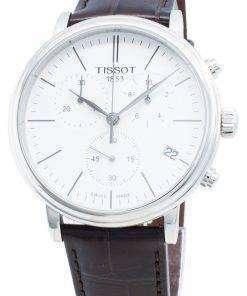 Tissot T-Classic Carson Premium T122.417.16.011.00 T1224171601100 Chronograph Quartz Men's Watch