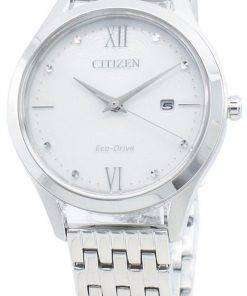 Citizen Eco-Drive EW2530-87A Diamond Accents Women's Watch