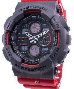 Casio G-Shock GA-140-4A Shock Resistance Quartz 200M Men's Watch