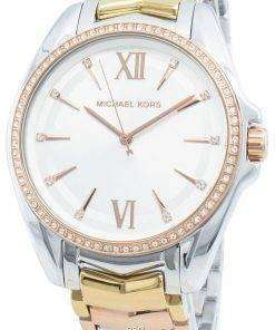 Michael Kors Whitney MK6686 Diamond Accents Quartz Women's Watch