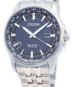 Citizen Eco-Drive BX1001-89L World Time Men's Watch