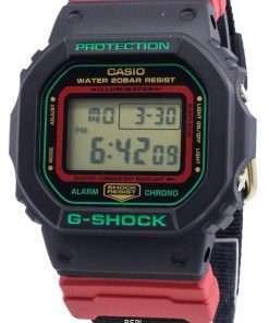 Casio G-Shock DW-5600THC-1 Quartz 200M Men's Watch
