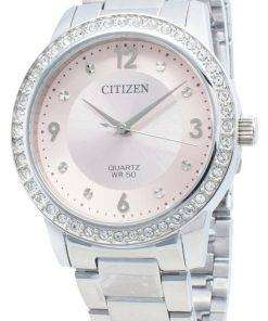 Citizen Quartz EL3090-81X Diamond Accents Women's Watch