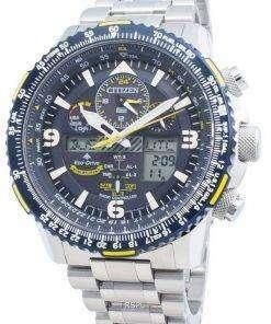 Citizen PROMASTER Skyhawk A-T Eco-Drive JY8078-52L Radio Controlled 200M Men's Watch