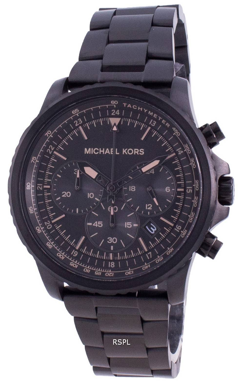 Michael Kors Theroux MK8755 Quartz Tachymeter Men's Watch
