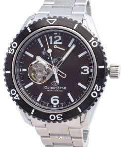 Orient Star Automatic RE-AT0102Y00B Open Heart 200M Japan Made Men's Watch