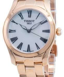 Tissot T-Wave T-Lady T112.210.33.113.00 T1122103311300 Quartz Women's Watch
