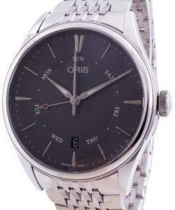 Oris Artelier Pointer 01-755-7742-4053-07-8-21-79 Automatic Men's Watch